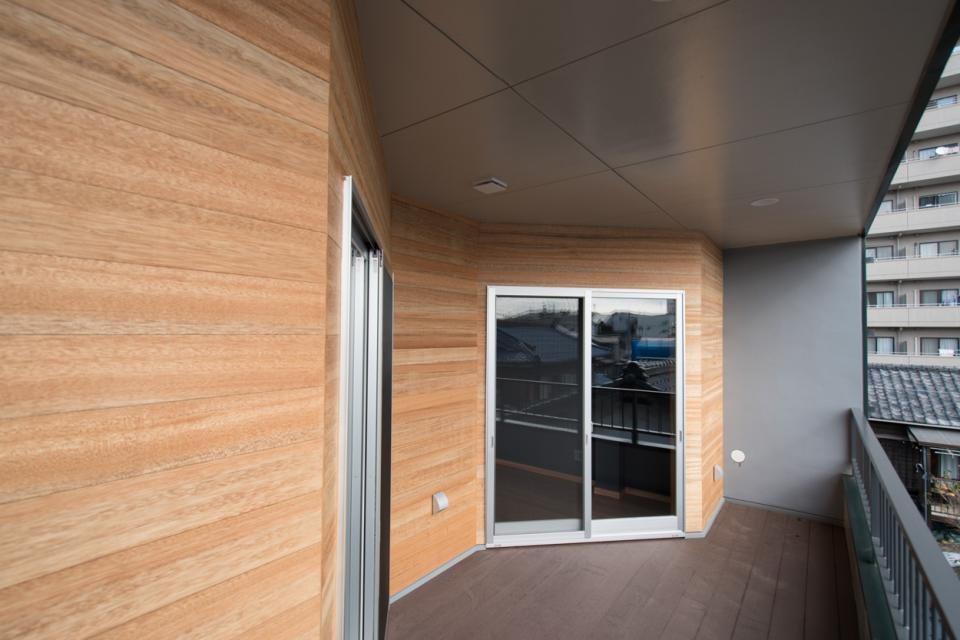築30年 鉄骨3階建てオフィス兼用住宅 3階部分『オフィス→住宅』リノベーションの写真9