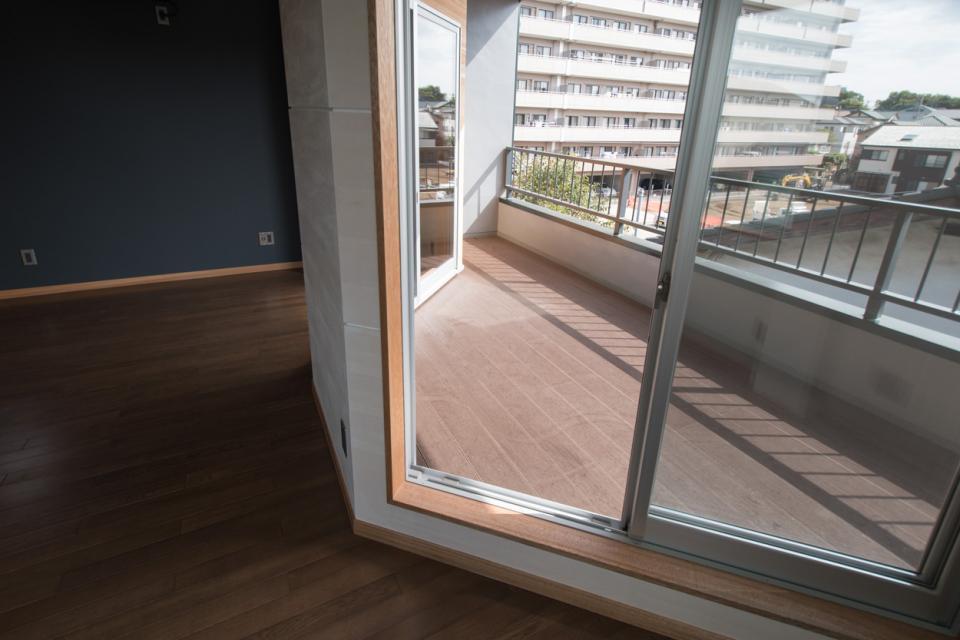築30年 鉄骨3階建てオフィス兼用住宅 3階部分『オフィス→住宅』リノベーションの写真10