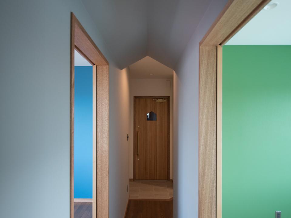 築30年 鉄骨3階建てオフィス兼用住宅 3階部分『オフィス→住宅』リノベーションの写真12