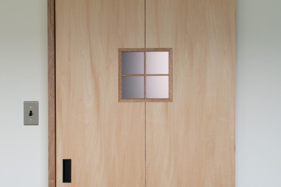 築30年 鉄骨3階建てオフィス兼用住宅 3階部分『オフィス→住宅』リノベーションの写真19