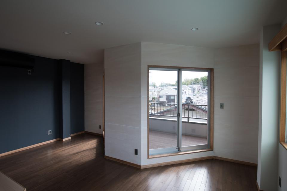 築30年 鉄骨3階建てオフィス兼用住宅 3階部分『オフィス→住宅』リノベーションの写真3