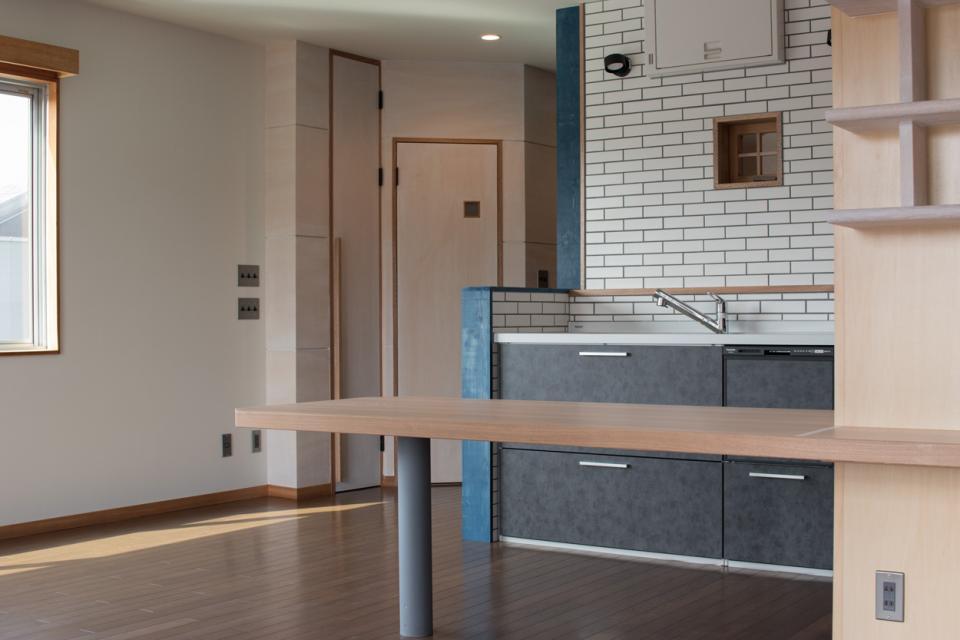 築30年 鉄骨3階建てオフィス兼用住宅 3階部分『オフィス→住宅』リノベーションの写真4