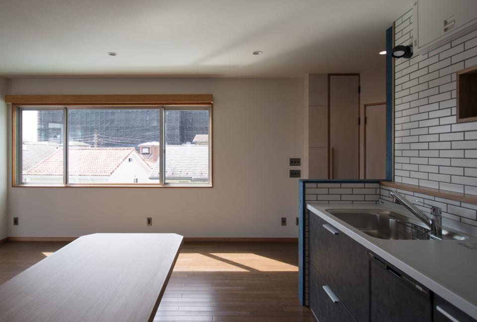 築30年 鉄骨3階建てオフィス兼用住宅 3階部分『オフィス→住宅』リノベーションの写真5