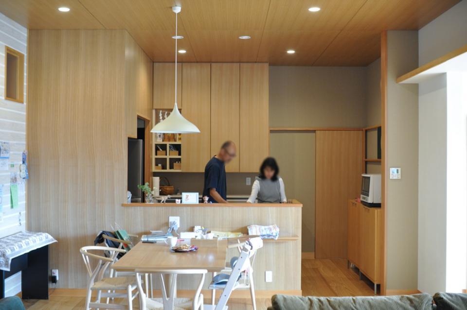 築40年 入母屋瓦屋根の日本家屋 リノベーションの写真9