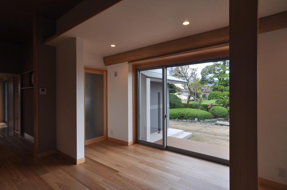 築40年 入母屋瓦屋根の日本家屋 リノベーションの写真2