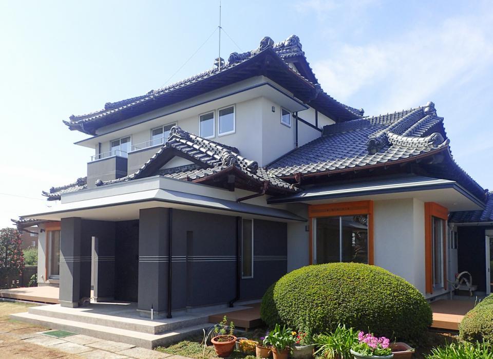 築40年 入母屋瓦屋根の日本家屋 リノベーションの写真4