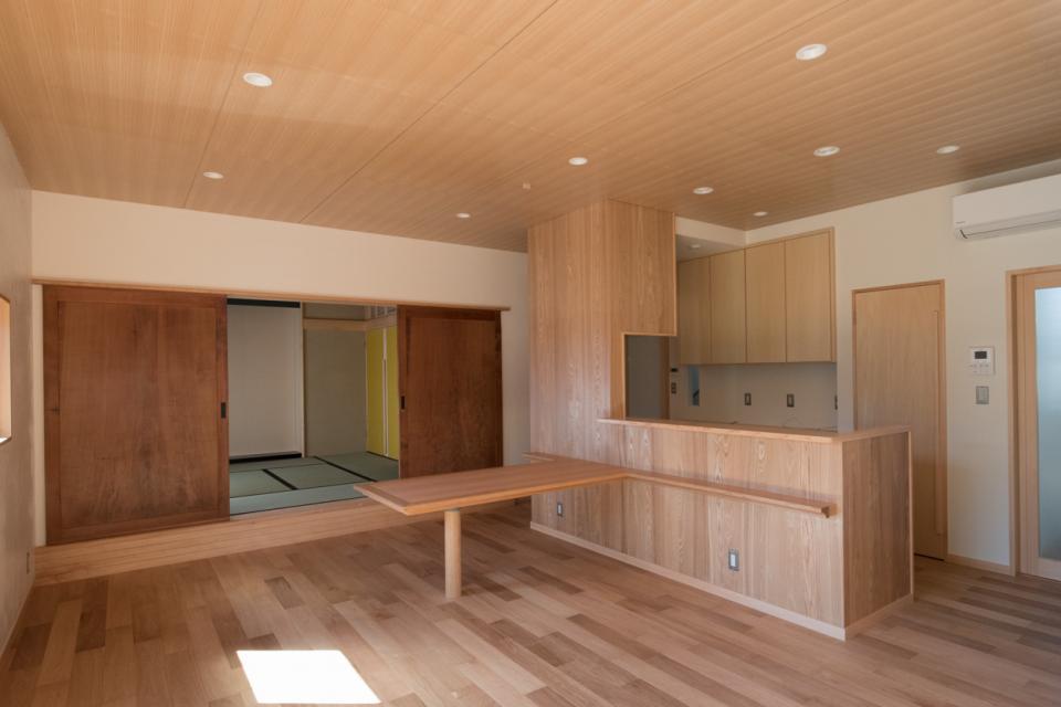 『住み継ぎ』のための住宅建て替え(入間市)の写真2