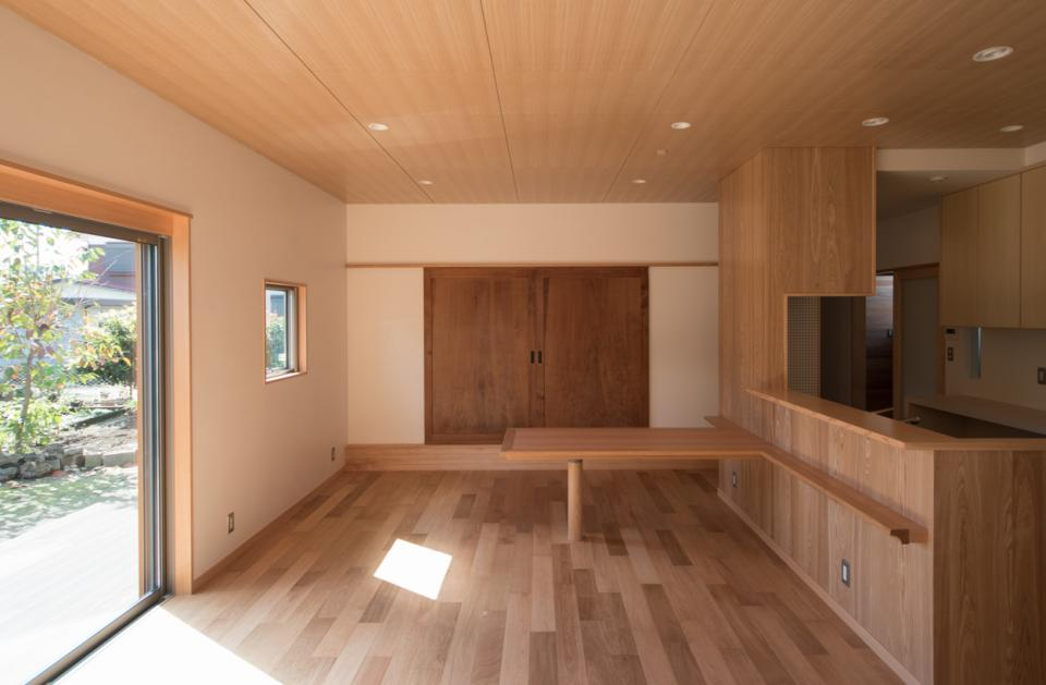 『住み継ぎ』のための住宅建て替え(入間市)の写真3
