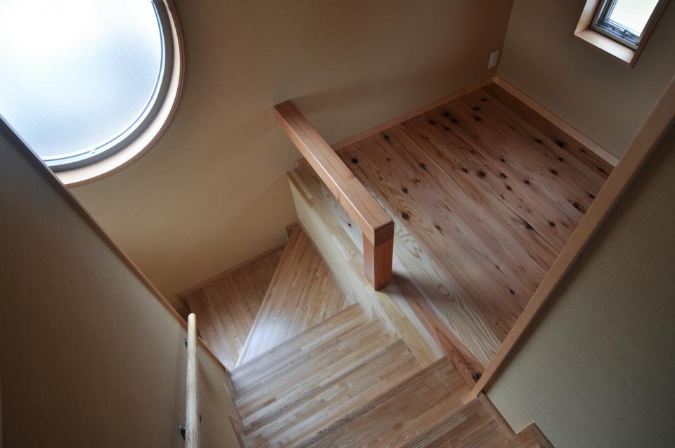 高台の2階リビングの写真14