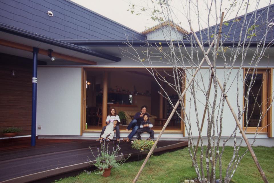 サーフィン&子育て のびのび平屋の暮らしの写真13