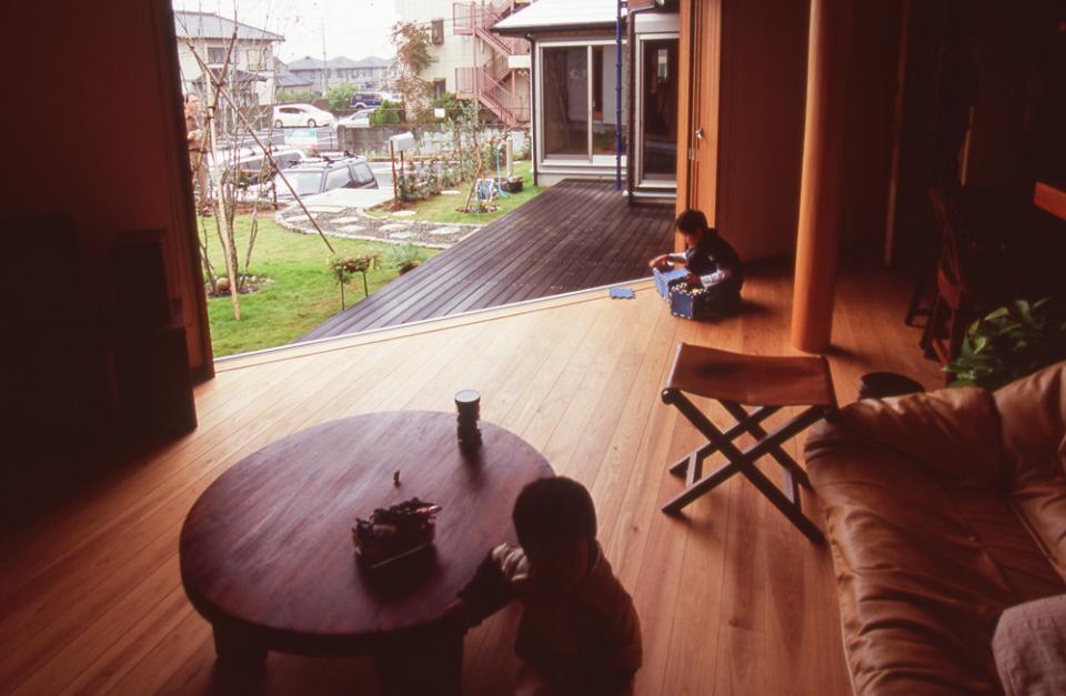 サーフィン&子育て のびのび平屋の暮らしの写真15