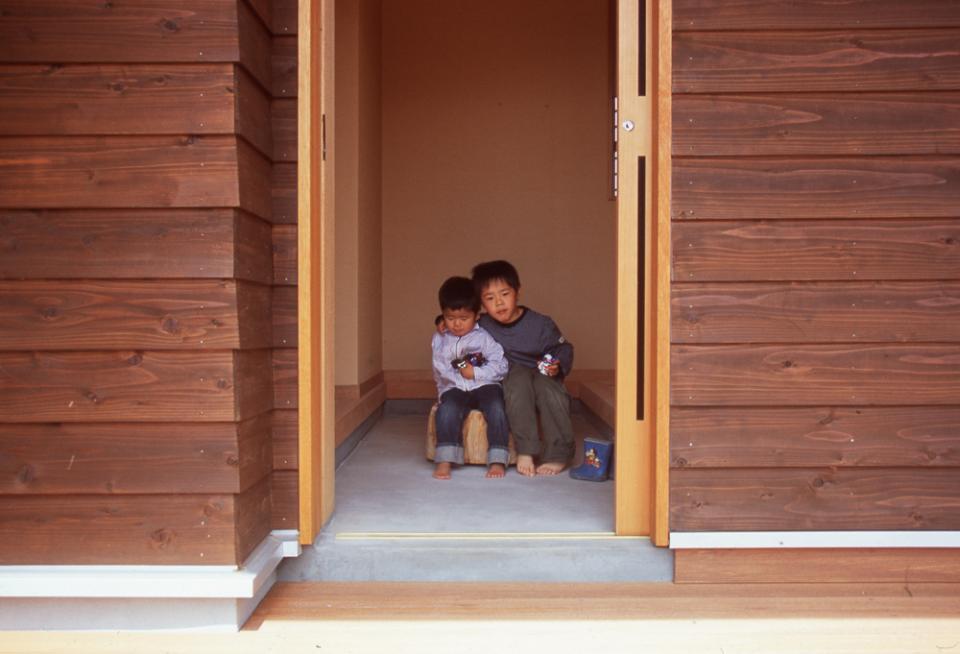 サーフィン&子育て のびのび平屋の暮らしの写真18
