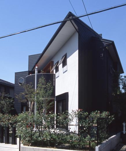 2階リビング&円形バルコニーの2世帯住宅の写真16
