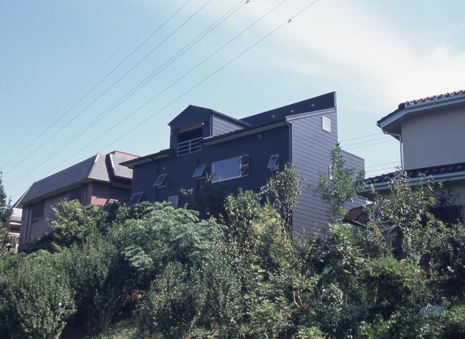 2階リビング&円形バルコニーの2世帯住宅の写真17