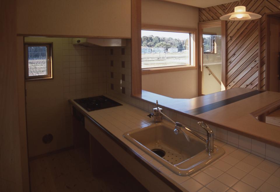 2階リビング&円形バルコニーの2世帯住宅の写真7