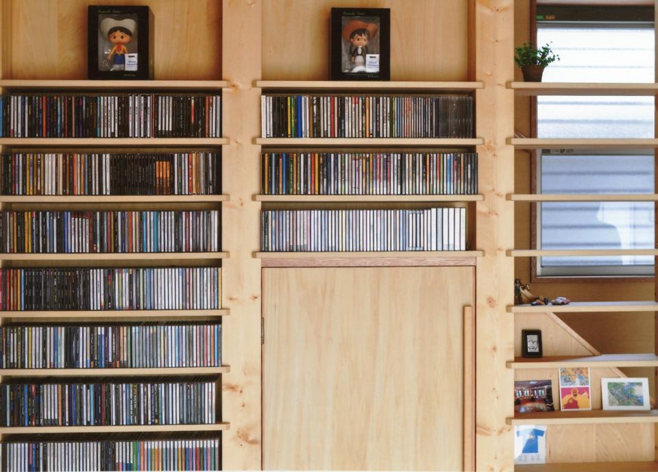 外で音楽を聴いてもいいよね 屋根のあるアウトドアリビングの写真19