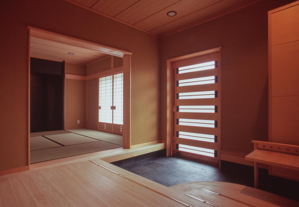 茶道家のための和空間:荻窪の家の写真0