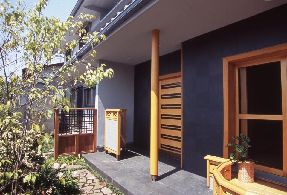 茶道家のための和空間:荻窪の家の写真10