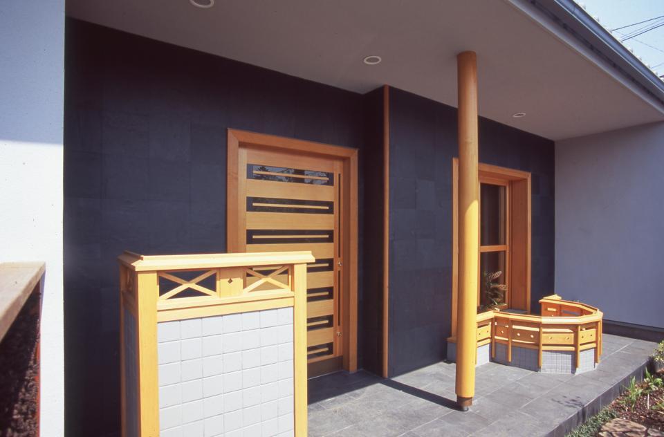茶道家のための和空間:荻窪の家の写真12