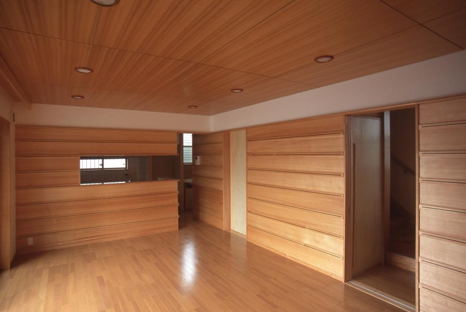 茶道家のための和空間:荻窪の家の写真15