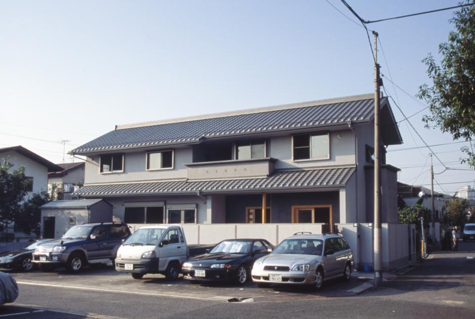 茶道家のための和空間:荻窪の家の写真16
