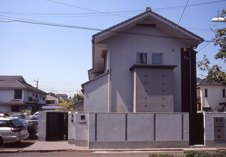茶道家のための和空間:荻窪の家の写真17