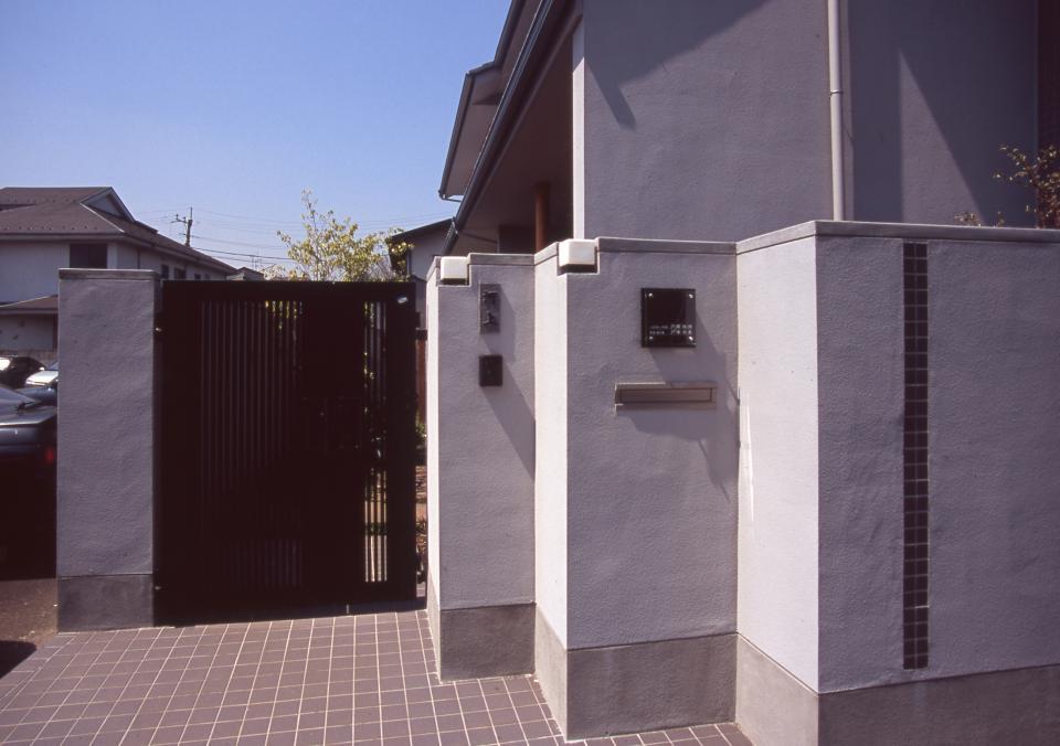 茶道家のための和空間:荻窪の家の写真18
