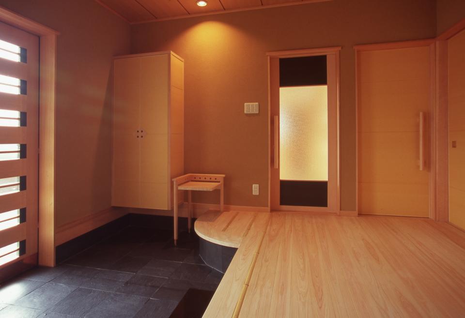 茶道家のための和空間:荻窪の家の写真1