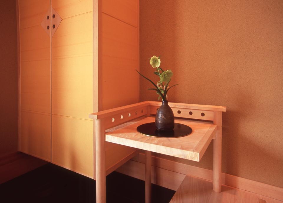 茶道家のための和空間:荻窪の家の写真2