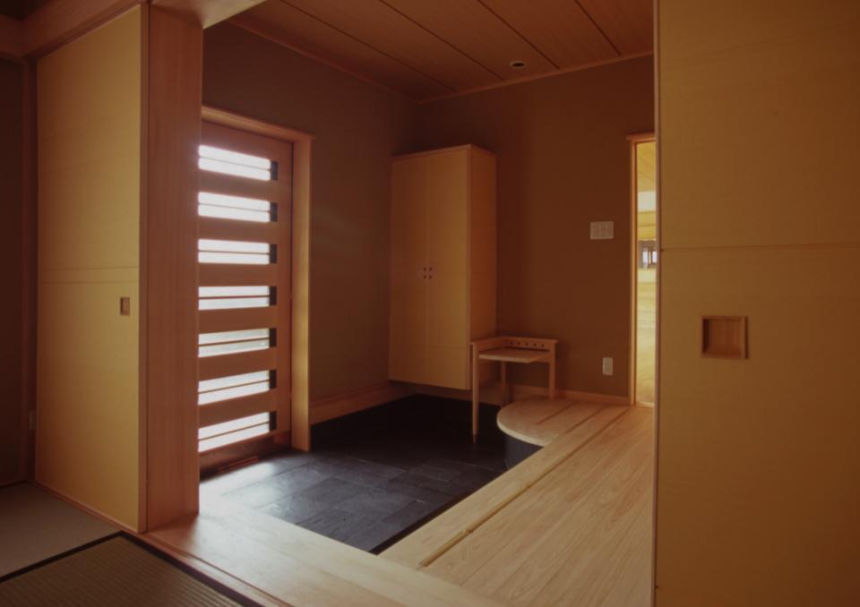 茶道家のための和空間:荻窪の家の写真3