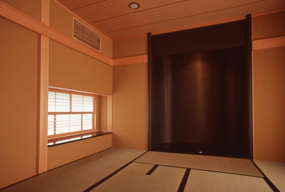 茶道家のための和空間:荻窪の家の写真4