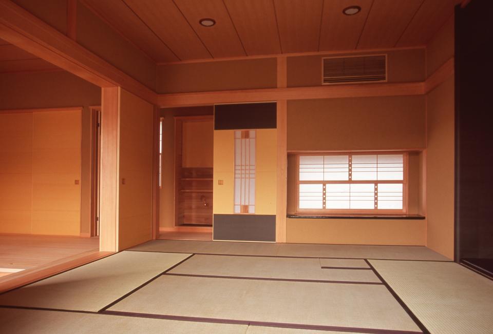 茶道家のための和空間:荻窪の家の写真6