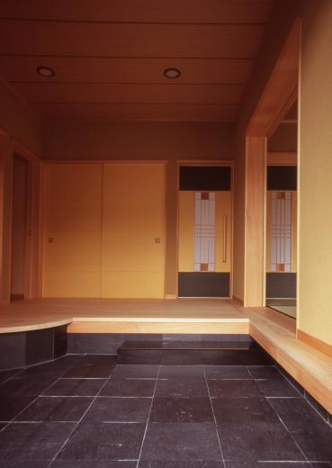 茶道家のための和空間:荻窪の家の写真7