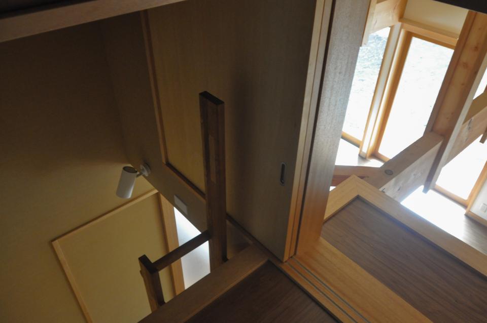 武蔵野・雑木林の中に建つ平屋の写真14