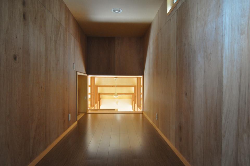 武蔵野・雑木林の中に建つ平屋の写真15