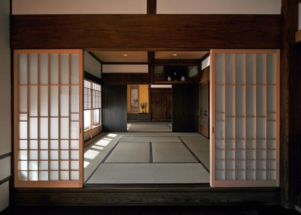 日本家屋の玄関・客間・仏間兼居間・寝室の改修の写真0