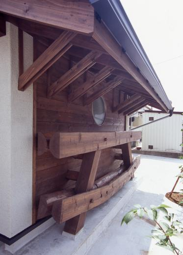 国産無垢材(栗駒材 自然素材)平屋の子育ての写真20