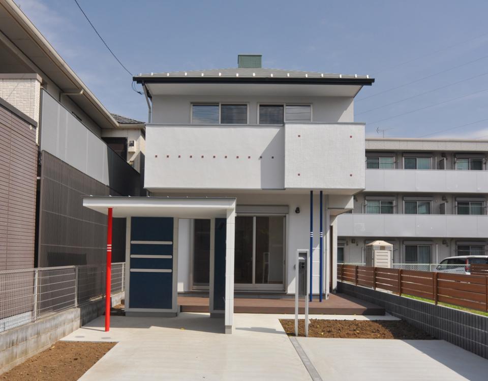 駅から5分 街中の住宅(川越市)の写真0