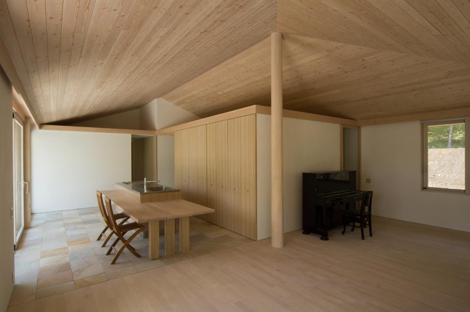 八ヶ岳のセカンドハウスの写真2