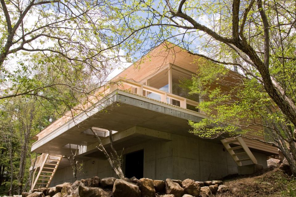 八ヶ岳のセカンドハウスの写真6