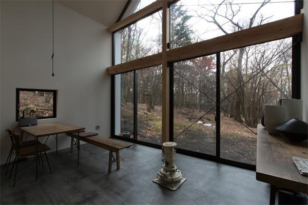 陶芸家の家の写真1