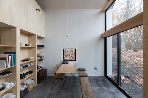 陶芸家の家の写真2