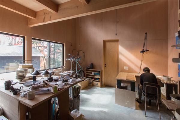 陶芸家の家の写真4