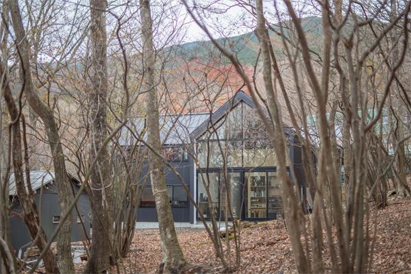 陶芸家の家の写真5