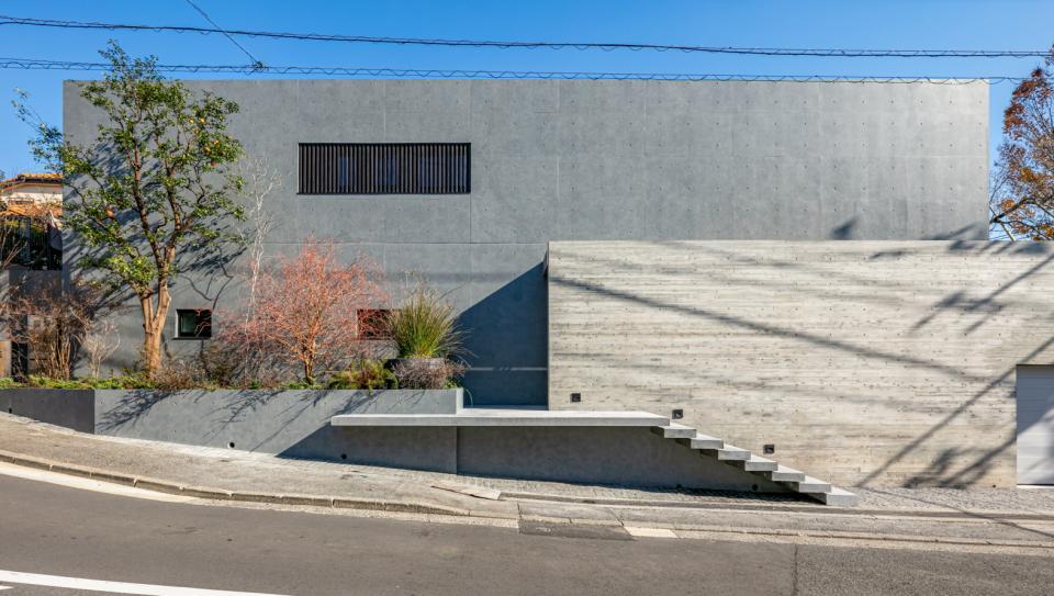植物と生活する家の写真7