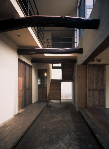 レトロモダン(和モダン)の家の写真1