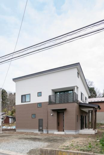 坂の上の家の写真3