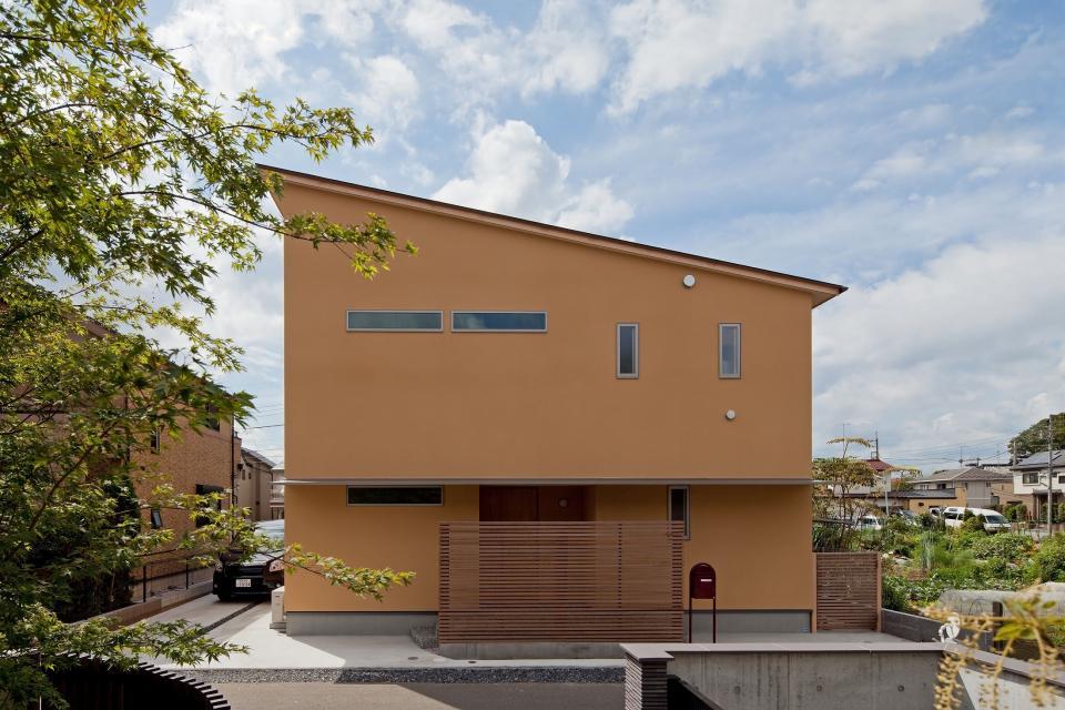 風が抜ける家の写真1