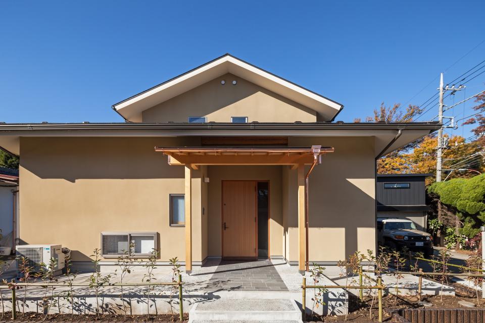 二世帯住宅の家の写真6