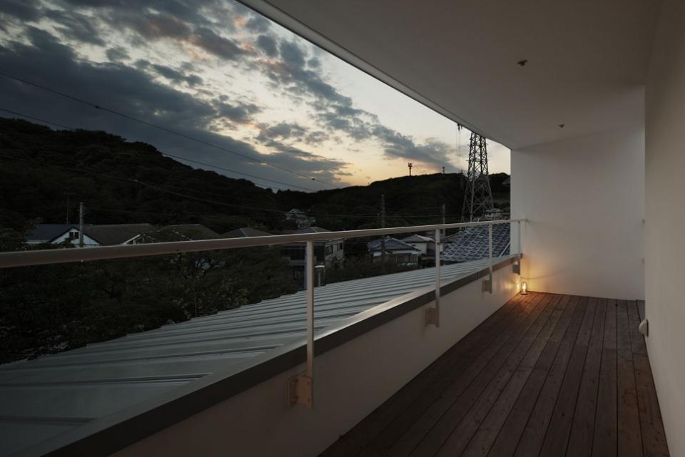 夕日の家の写真4